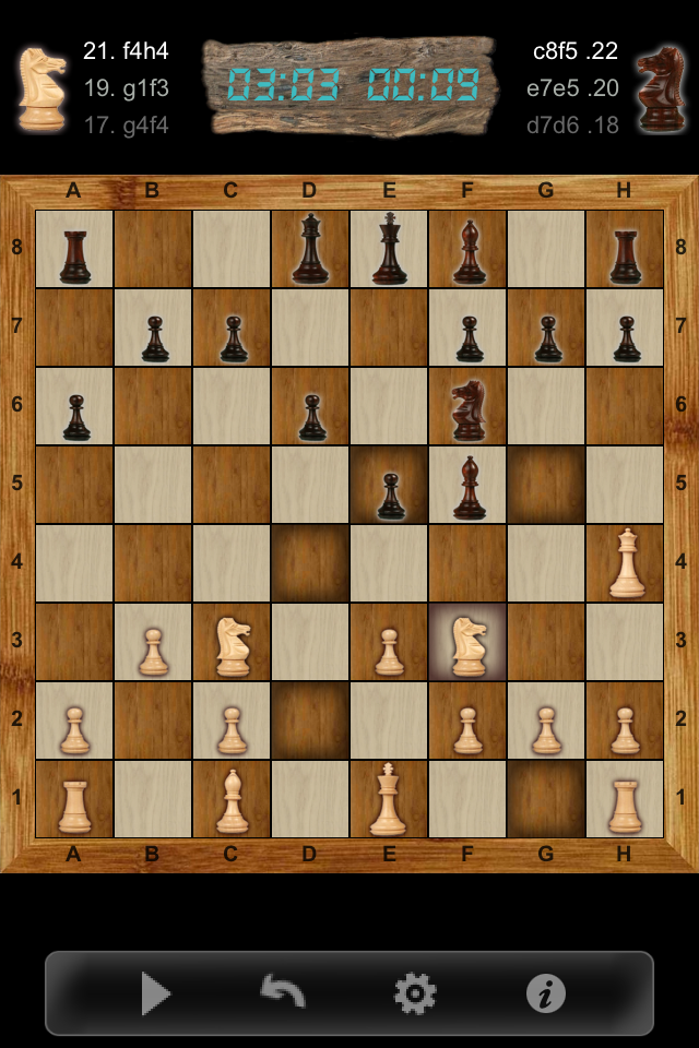 Screenshot Chess!!