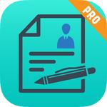 Professional Job Resume Generator Pro